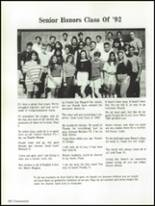 1992 La Puente High School Yearbook Page 226 & 227