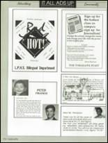 1992 La Puente High School Yearbook Page 228 & 229