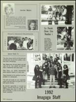 1992 La Puente High School Yearbook Page 240 & 241