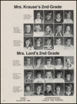 1979 Sharon High School Yearbook Page 42 & 43