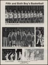 1979 Sharon High School Yearbook Page 54 & 55