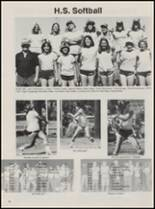 1979 Sharon High School Yearbook Page 56 & 57