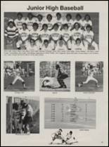 1979 Sharon High School Yearbook Page 58 & 59