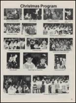 1979 Sharon High School Yearbook Page 86 & 87