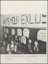 1970 Whitehall High School Yearbook Page 20 & 21