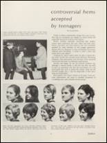 1970 Whitehall High School Yearbook Page 24 & 25