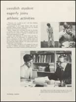 1970 Whitehall High School Yearbook Page 42 & 43