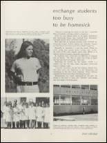 1970 Whitehall High School Yearbook Page 44 & 45