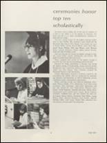 1970 Whitehall High School Yearbook Page 52 & 53