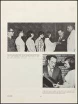 1970 Whitehall High School Yearbook Page 56 & 57