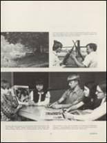 1970 Whitehall High School Yearbook Page 92 & 93