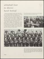 1970 Whitehall High School Yearbook Page 96 & 97