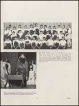 1970 Whitehall High School Yearbook Page 100 & 101