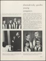 1970 Whitehall High School Yearbook Page 102 & 103