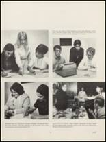 1970 Whitehall High School Yearbook Page 104 & 105