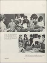 1970 Whitehall High School Yearbook Page 106 & 107