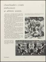 1970 Whitehall High School Yearbook Page 110 & 111