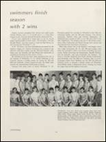 1970 Whitehall High School Yearbook Page 122 & 123