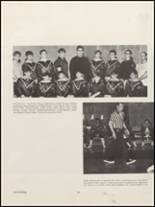 1970 Whitehall High School Yearbook Page 128 & 129