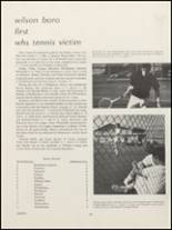 1970 Whitehall High School Yearbook Page 142 & 143
