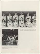 1970 Whitehall High School Yearbook Page 146 & 147