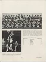 1970 Whitehall High School Yearbook Page 150 & 151