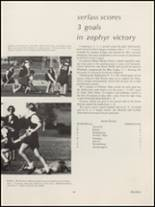 1970 Whitehall High School Yearbook Page 152 & 153