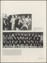 1970 Whitehall High School Yearbook Page 154 & 155