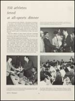 1970 Whitehall High School Yearbook Page 158 & 159