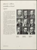 1970 Whitehall High School Yearbook Page 162 & 163