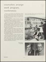 1970 Whitehall High School Yearbook Page 166 & 167
