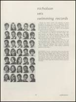 1970 Whitehall High School Yearbook Page 212 & 213