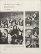 1970 Whitehall High School Yearbook Page 230 & 231
