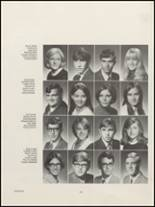 1970 Whitehall High School Yearbook Page 232 & 233