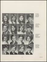 1970 Whitehall High School Yearbook Page 242 & 243