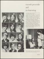 1970 Whitehall High School Yearbook Page 244 & 245