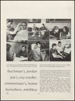 1970 Whitehall High School Yearbook Page 266 & 267