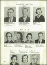 1962 Liberty High School Yearbook Page 10 & 11