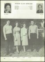 1962 Liberty High School Yearbook Page 14 & 15