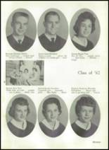 1962 Liberty High School Yearbook Page 22 & 23