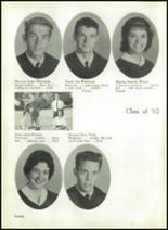 1962 Liberty High School Yearbook Page 24 & 25