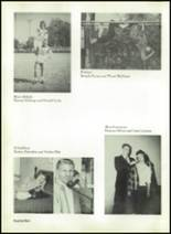 1962 Liberty High School Yearbook Page 28 & 29