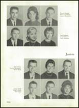 1962 Liberty High School Yearbook Page 34 & 35