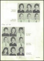 1962 Liberty High School Yearbook Page 36 & 37