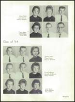 1962 Liberty High School Yearbook Page 38 & 39