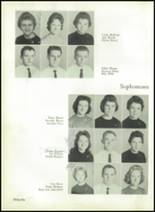 1962 Liberty High School Yearbook Page 40 & 41