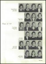 1962 Liberty High School Yearbook Page 44 & 45