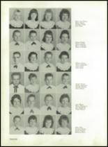 1962 Liberty High School Yearbook Page 50 & 51