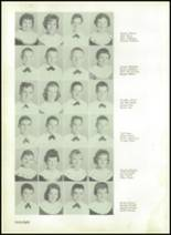 1962 Liberty High School Yearbook Page 52 & 53
