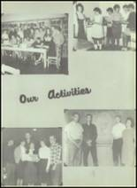1962 Liberty High School Yearbook Page 58 & 59
